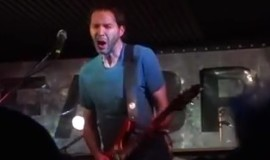 Paul Gilbert@FABRIK 23.04.2015 – Born To Be Wild solo
