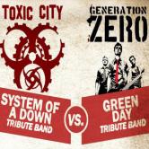 Toxic City vs Generation Zero