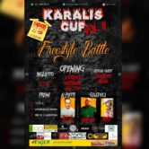 Karalis Cup -Hip Hop Freestyle Battle